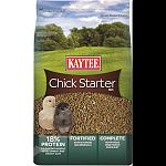 Vegetarian formula, natural with added vitamins and minerals to meet the needs of a growing chick 18% protein supports muscle development and growth Probiotics to support digestive health Easy to eat crumbles for small beaks