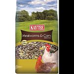 Provides a fun and entertaining way of feeding your flock Fortified with nutrients that are not found in traditional scratch Calcium for strong bones and eggs Omega-3 fatty acids for egg nutrition Probiotics to support digestive health
