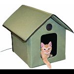 Perfect for any outdoor cat Waterproof for use anywhere outdoors Two exits so pet can not be trapped by predators No tools needed to assemble
