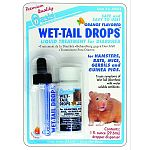 Effective liquid treatment for stress induced diarrhea that is very dibilitating on the hamster and is often fatal. May be given mixed into drinking water. Easily dispensed with eye-dropper. Safe for use with hamsters of all sizes and types, mice, rats, g