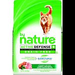 Formulated for all breeds and life stages. Optimal protein levels. Ideal for cats that may have sensitivities to grains Grain free turkey, chicken & sweet potato recipe is formulated to meet the nutritional levels established by the aafco Made in the usa