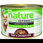 95% of the ingredients are real deboned meat, poultry or fish. Formulated for all breeds and life stages. No grains or carbohydrates from grains.  For all life stages. Feed according to the age, size and activity of your cat. Feed at room temperature and