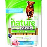 Naturally lower carb levels help maintain a healthy weight. Gmo-free spice blend - no artificial colors or flavors. No nondigestible fillers. Portioned for dogs of all sizes. This product is intended for intermittent or supplemental feeding only. Keep pac