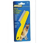 Four Paws Flea Comb for pets (dogs and cats ) has fine teeth to catch and remove fleas and their eggs from your pet's coat. Combing is an important part of a flea removal program.