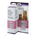 Healing Remedies Miracle Malt aids in the prevention and treatment of hair balls, which occur during normal grooming of kittens and cats. Helps to prevent constipation which can help hair balls to form and helps to eliminate any accumulated hair.  2 oz.