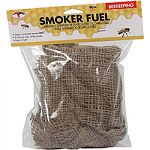 Clean, untreated woven fabric Produces cool, white smoke Easy to light Made in the usa