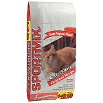 SPORTMiX Original Recipe is formulated to ensure 100% complete and balanced nutrition for your cat, supplying essential nutrients needed to promote strong muscles and bones, glossy coat and bright eyes.