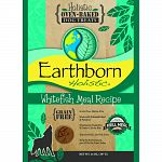 Made without grain or gluten, earthborn holistic oven-bakedwhitefish meal recipe biscuits are perfect as a grain-free alter Native treat. Wholesome vegetables and fruit in every bite. Nutrient- rich, low-fat treat. Made in the usa