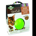 Enrich the cat s environment by offering him a small physical challenge providing his source of exercise and food. Improve problem behavior such as: excessive meowing, attention seeking, scratching, pica, aggression and excessive toileting. Decrease the a