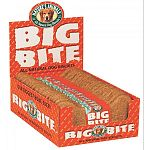 Package contains: 24 each 8 inch big bite biscuits in a variety of flavors. Crunchy treats are free of by-products and fillers, chemical preservatives, additives, artificial flavors and colors, and contain no added salt or sugar