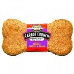Display contains: 24 each gourmet select organic biscuits in carrot crunch flavor. 2 displays per box.