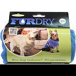 Dry your dog effortlessly with the patented solution that addresses the nuisance of wet dogs indoors. Protect furniture and carpets from the dog s need to rub. Wearable, secure and safe. Reduce wet dog smell. Decrease anxiety from bathing and other activi