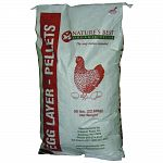 Use as the sole ration to egg laying chickens form the time the first egg is laid throughout the time of egg production Works with all breeds of laying hens including heritage breeds or dual-purpose breeds Carefully balanced to provide high energy with a