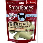Satisfies even the toughest chewers. Mega pork flavor with chew surprise center. Rawhide free and easy to digest. Vitamin & mineral enriched. Chewing helps maintain healthy teeth & gums.