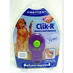 Effective training begins with positive reinforcement. Mark desired behaviors with a click and treat to reward behavior. Hand-held clicker.