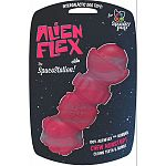 100% trademarked alien flex candy scented rubber Promotes clean teeth and healthy gums