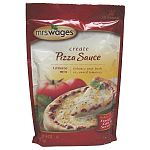 You and your family will love this tasty pizza sauce tomato mix. May be used with fresh tomatoes or tomato paste. Makes up to five pints of pizza sauce. The special blend of seasonings will make your pizza irresistible.