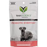 Provides balancing probiotics for dogs that have been treated with antibiotics Supports g. I. Health and digestive regularity Veterinarian recommended