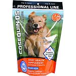 Tasty, easy-to-administer joint health supplement Promotes mobility, cartilage and joint health support For dogs of all sizes Made in the usa