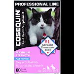 Maximum strength sprinkle capsules for cats of all sizes Supports mobility for a healthy lifestyle Plus boswellia Use cosequin to help your pet jump, pounce, and play!