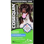 Tasty chewable tablets for dogs of all sizes Supports mobility for a healthy lifestyle Plus boswellia & hyaluronic acid Use cosequin to help your pet climb stairs, rise, and jump!