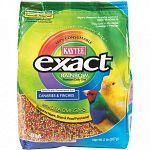 Kaytee exact rainbow is a nutritious bird food developed to provide the highest quality ingredients with added nutrients.