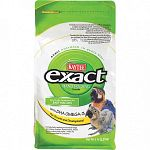 Exact hand-feeding is a nutritious diet made through a special process producing low bacteria levels. Helps birds grow faster, wean earlier and develop better, brighter plumage. For baby macaws, eclectus, hawk-headed and african parrots.