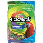 Kaytee exact rainbow is a nutritious bird food that provides all the nutrients proven necessary for macaws, cockatoos.