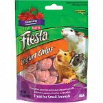 Delicious, fortified fruit flavored yogurt treat your pet will crave. Provide these treats as a reward or as an every day snack.