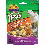 Use the Fiesta Tropical Adventure Treat Blend as a reward, to show love, or to strengthen trust and bonding. It's an instant celebration of flavorful fun and happiness.