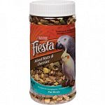 Fiesta Mix Nut Treat Jar for Birds. Your pet birds will love these treats. Allergen information: contains peanuts and/or other tree nuts