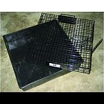 A unique multi-catch squirrel trap that can catch dozens of squirrels in a matter of hours No more spreading costly baits that can harm other non targeted animals Comes complete with basin