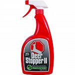 Advanced formula deer repellent covers 1,000 square feet Highly effective solution for preventing foraging and entry damage caused by deer, elk and moose Formula lasts for up to 30 days, regardless of weather including rain, snow and regular watering Safe