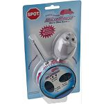 Remote Control Micro Mouse Cat Toy by Ethical is a clever and unique way to play with your cat. Toy is rechargeable for hours of interactive fun. Your cat will love to chase this little mouse around the house. Great fun for your cat and you!