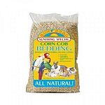 A dust-free, highly absorbent bedding for small animals which can be used as a litter for cats and caged birds as well. Approximately 25 pound bag covers 1 cubic foot.