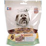 Ideal for dogs all sizes and ages Great for use as a training treat Natural, wholesome ingredients Wheat and corn free Made in the usa