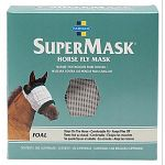 2000 denier Rip-Block ™ makes SuperMask more durable than ever. Patented, no vision obstruction design protects horses eyes from fly irritation, disease, flying dust, dirt and debris