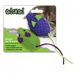 Instinct cat toys are made to let cats be cats allowing t to jump, pounce and chase their prey. Keeping them busy and postively engaged with the world ar d them. These clorful and fun toys stimulate the senses and rewar itty with healthy play.