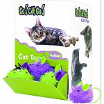 Instinct toys; cat toys created for your cats natural instincts for adventure in chasing, jumping, and pouncing