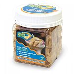 100 percent natural cat treat. High protein and low-fat tuna. Irrisistable to cats.