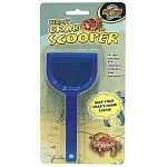 The Hermit Crab Cage Scooper is perfect for cleaning your hermit crab's cage. Use it to pick up debris, waste, sand substrates and more. Great for keeping the cage clean in between litter changes. Scoop is perforated and comes in three bright colors.