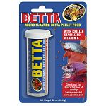 Betta food pellets specially formulated to intensify the colors of your betta fish. Made in the u.s.a. with natural ingredients. With krill and stabilized vitamin c.