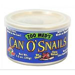Perfect food for reptiles, amphibians, birds, fishor mammals. Ideal for skinks, turtles, monitors, tegus, box turtles and small animals. Size: 1.7 OUNCES Ingredients: De-Shelled, Farm Raised Garden Snails.