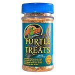 An excellent high protein treat for all types of Aquatic Turtles, Semi-Aquatic Asian Box Turtles and American Box Turtles. Zoo Med's Turtle Treat is a blend of whole krill and laboratory raised insects.