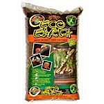 Eco Earth Loose Coconut Fiber Substrate for Terrariums by Zoo Med is made of coconut husks and is great for recycling in a compost or used in a potted plant. This Earth friendly substrate is perfect for a naturalistic terrarium with reptiles or amphibians