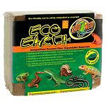 Is ideal for burrowing animals. It can be used to increase humidity in an enclosure. Each eco earth brick makes 7-8 liters of substrate.