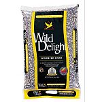 Wild delight advanced formula songbird food contains real cherries and raisins. A premium wild bird food blended to attract and feed the most desirable outdoor pets. Attracts chickadees, nuthatches, cardinals, grosbeaks, finches and other outdoor pets. Us