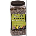 Wild delight advanced formula special finch is blended to attract america s favorite finches. A premium finch food blended with the seeds that america s favorite finches love. Attracts american goldfinches, purple finches, house finches, chickadees and ot