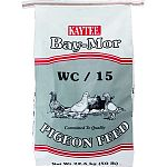High protein diet formulated to be used as the bird s entire diet during periods of conditioning, growth and moulting. Most popular racing diet contains graded naturally dried whole corn and a high peas count.