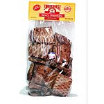 Smokehouse treats are natural hand cuts that preserve the flavors of the finest quality beef.